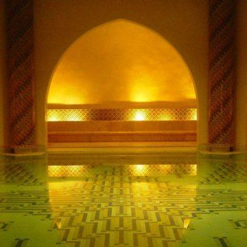 Baños árabes Hammam Al Andalus