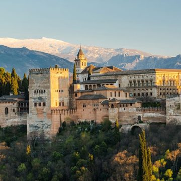 Descubre La Alhambra de Granada