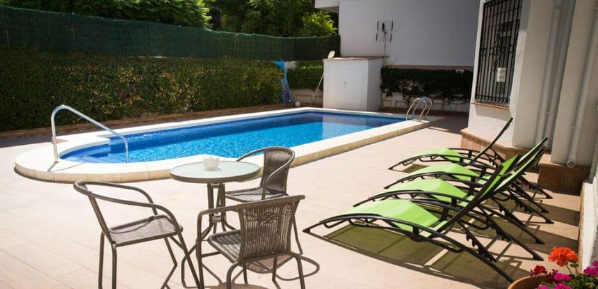 Casas de vacaciones en Málaga