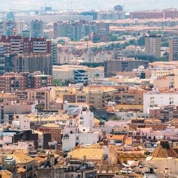 Dónde alojarse en Málaga