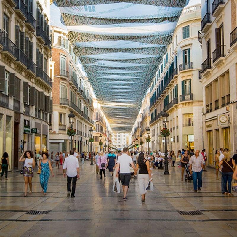 Malaga turismo capital