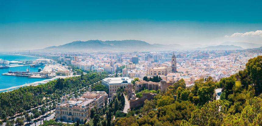 Vuelos baratos a Málaga