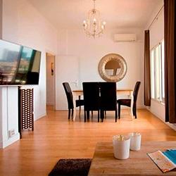 Apartamento turístico Malaga con terraza