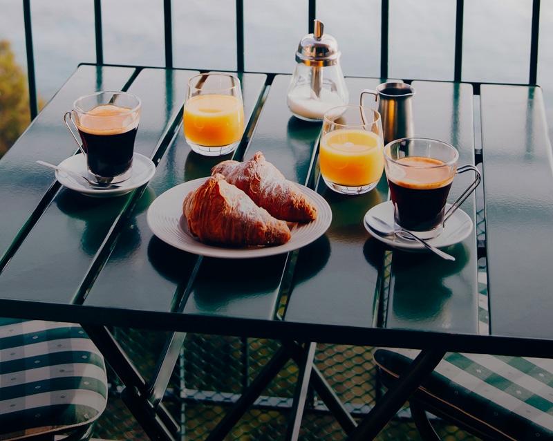 Desayuno tipico Malaga