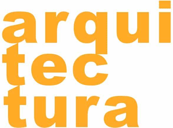 Arquitectura de Malaga fondo blanco