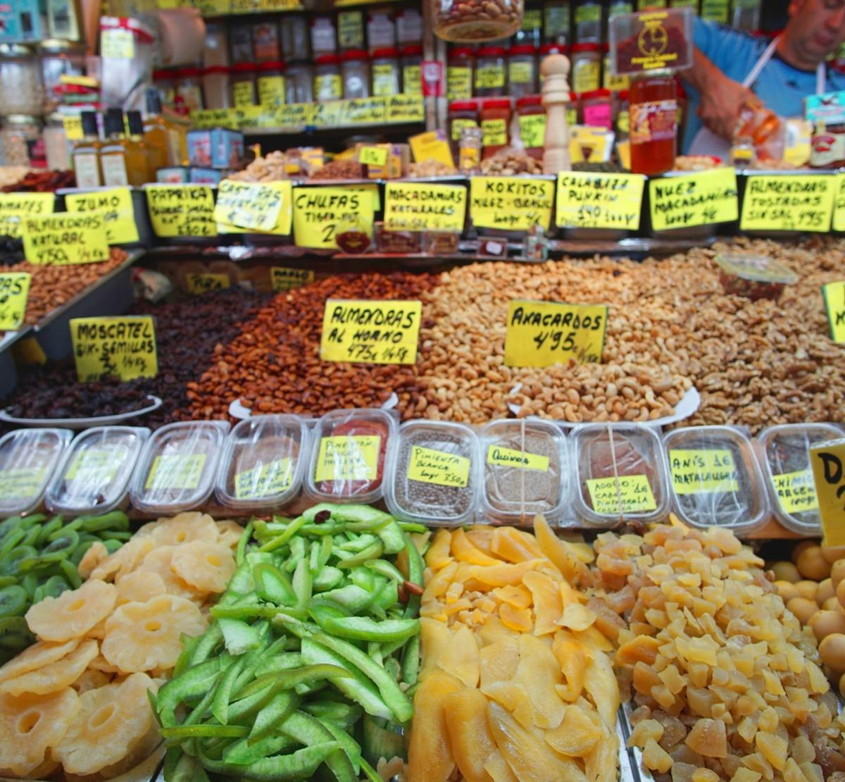 mercado atarazanas malaga