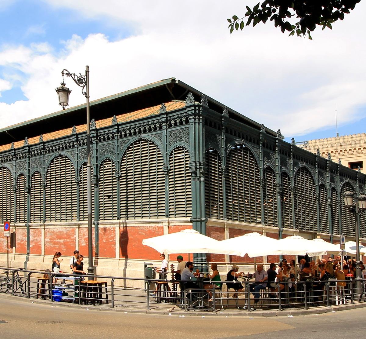 terraza atarazanas malaga
