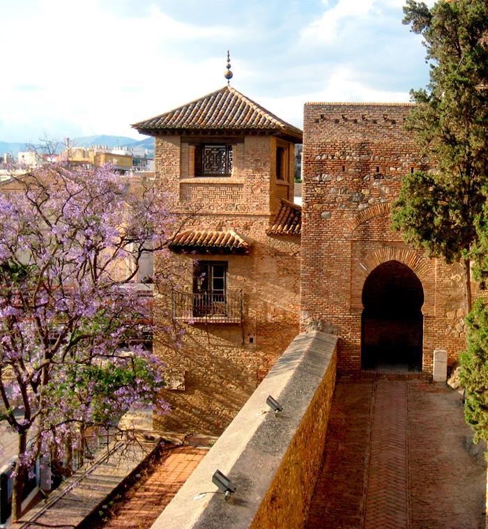 visitar alcazaba malaga