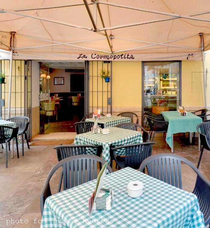 Bar La Cosmopolita Málaga