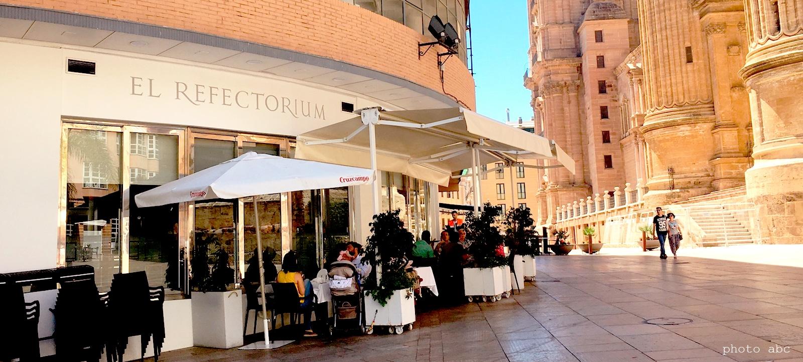 bar refectorium Málaga