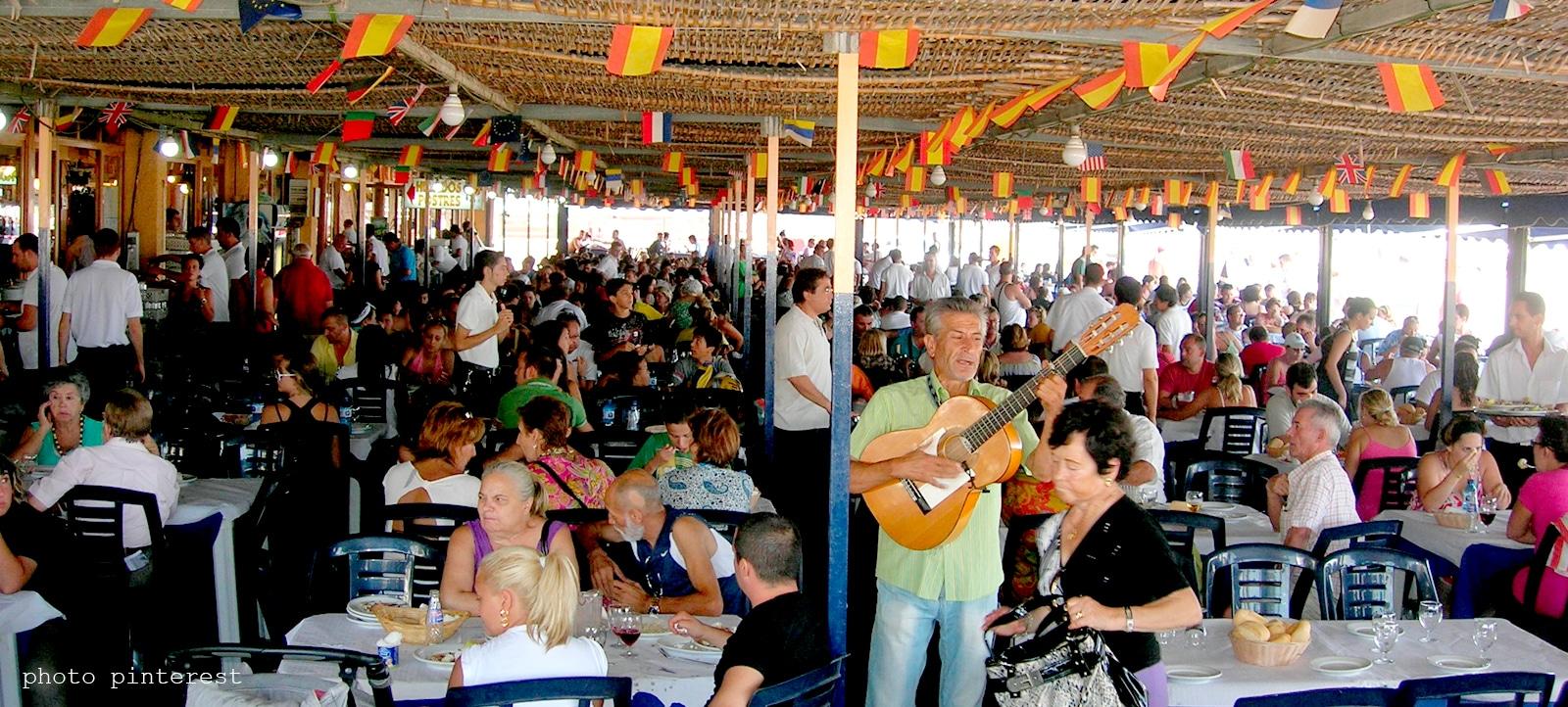 bar tintero Málaga