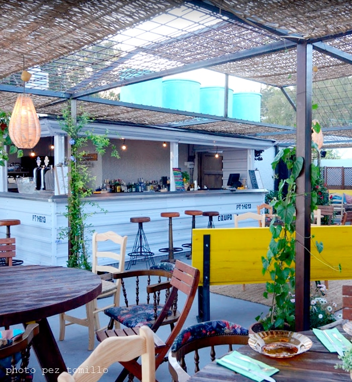 bar tomillo Málaga