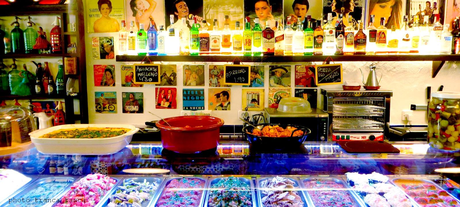 bar trancatas Málaga