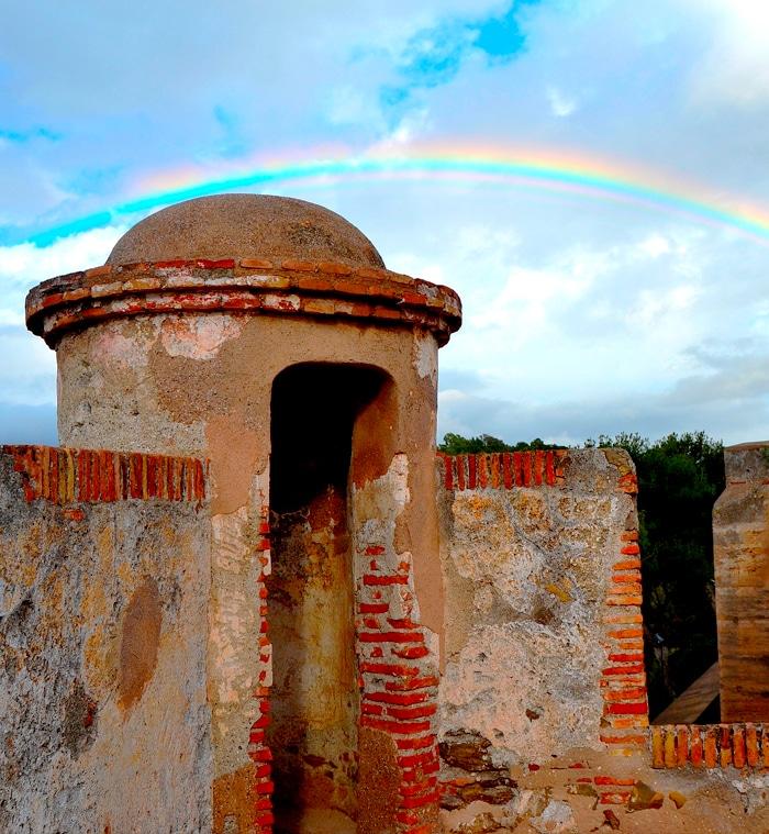 castillo gibralfaro malaga