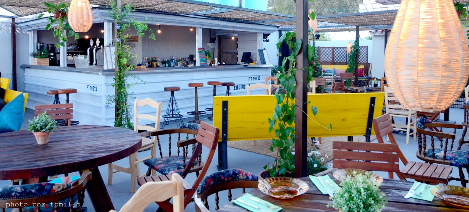 comer bar tomillo Málaga
