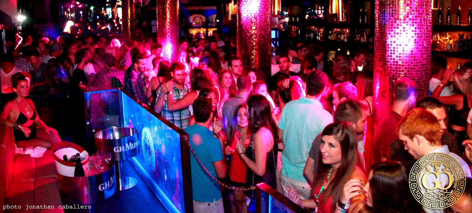discoteca gold Málaga