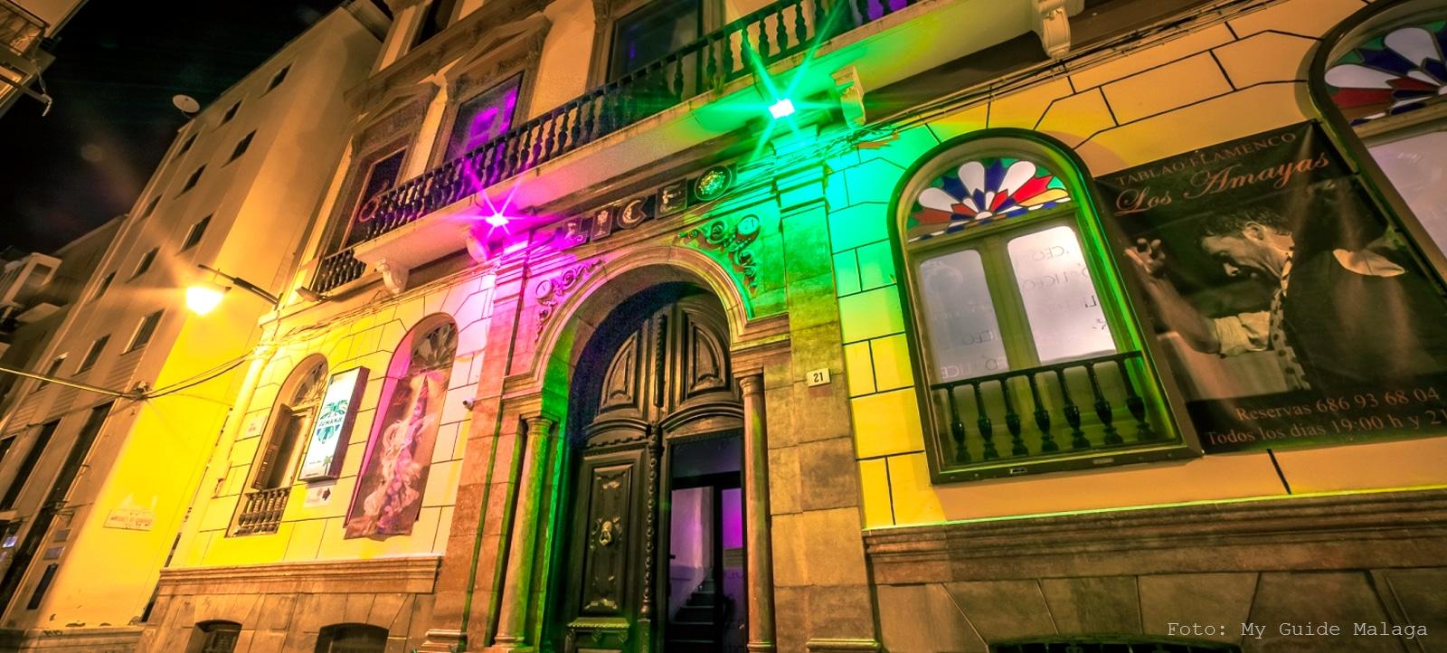 discoteca liceo Málaga