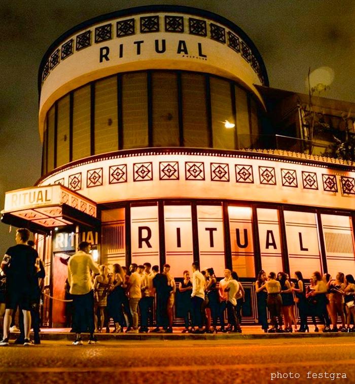 discoteca ritual