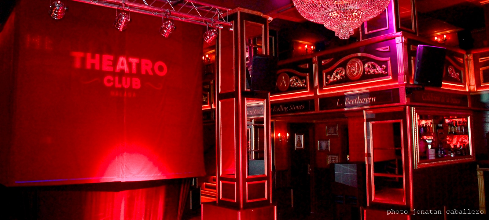 discoteca theatro Málaga