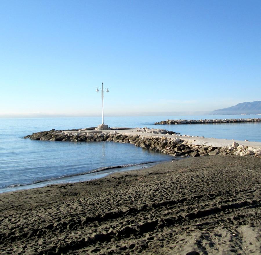 ir playa pedregalejo