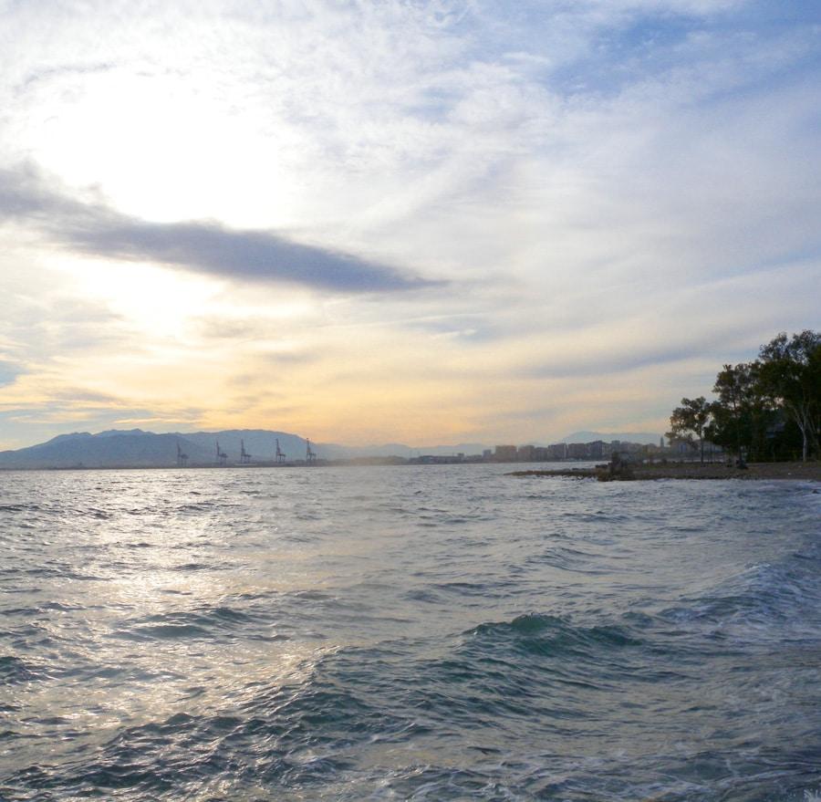 playa pedregalejo malaga