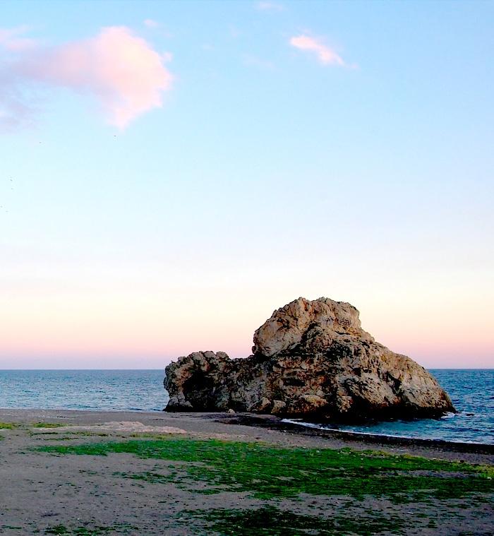 playa peñón