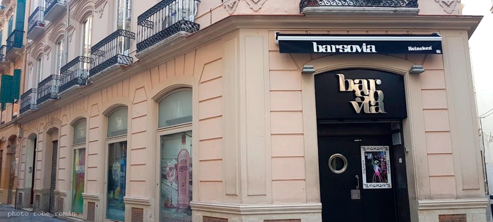 pub barsovia Málaga