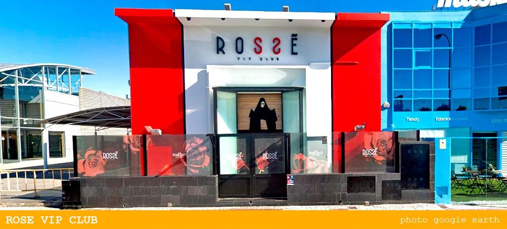 rosse vip club Málaga