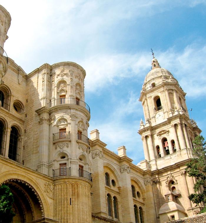 visitar catedral malaga