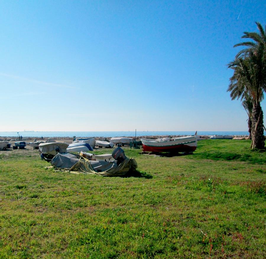 visitar playa el palo