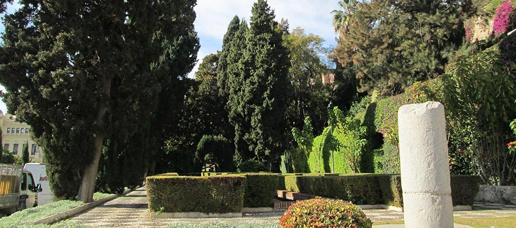 Jardines de Puerta Oscura Malaga